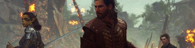Early Access verze Baldur's Gate 3 vyjde za plnou cenu