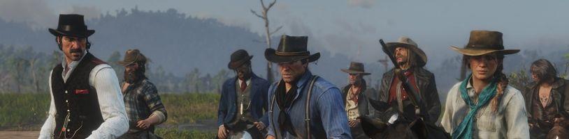 Rockstar oznámil Red Dead Online