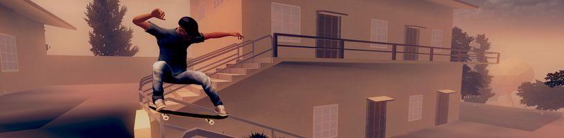 Skate City přijíždí na Xbox One, PS4, Switch a PC