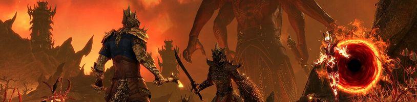 Láva, hořící bestie i mystická metropole v Elder Scrolls Online: Deadlands