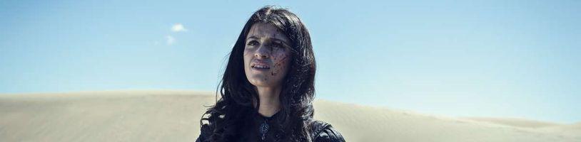 Seriál Zaklínač představuje princeznu Ciri a čarodějku Yennefer