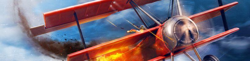 Red Wings: Aces of the Sky vás prožene arkádovou světovou válkou