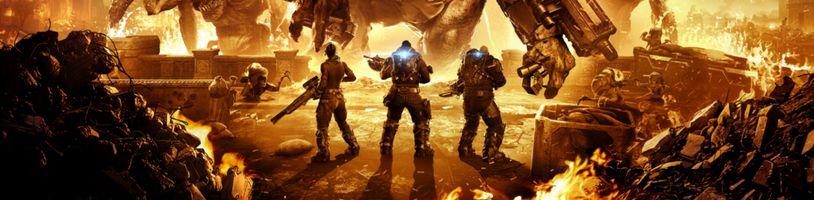 V Gears Tactics jste poslední nadějí lidstva