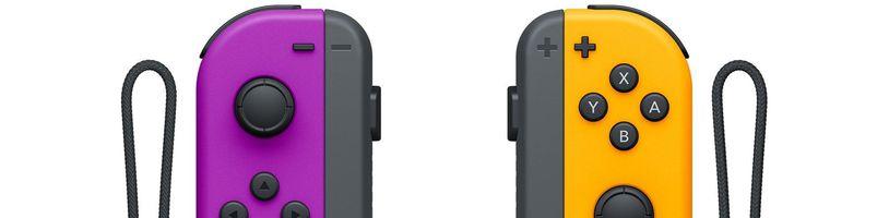 Nintendo Switch konečně umí změnit rozložení tlačítek ovladače