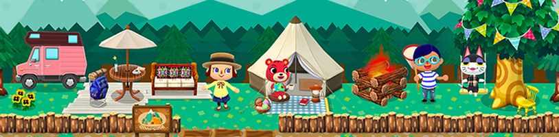 Animal Crossing: Pocket Camp přichází s velkým updatem