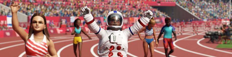 U příležitosti olympijských her v Tokiu chystá Sega hru, která nebude moc realistická