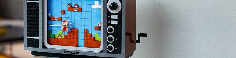 Začátkem srpna k nám dorazí LEGO NES set, který bude tvořit 2646 kostiček