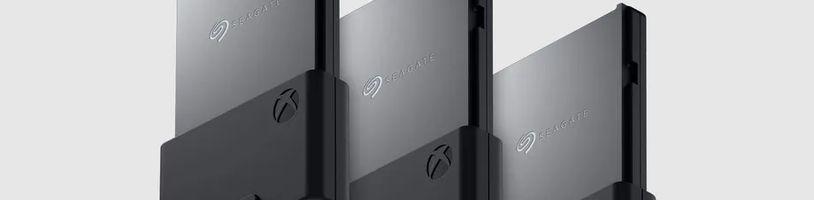 Nové rozšíření paměti pro Xbox Series X/S