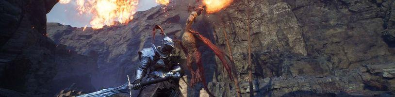 Středověké akční RPG Arise of Awakener připomíná Dragon's Dogma