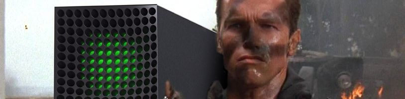 Internet zaplavily vtípky o vzhledu a názvu konzole Xbox Series X