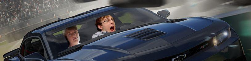 Závodní lamy to pořádně lamí ve Forza Motorsport 7