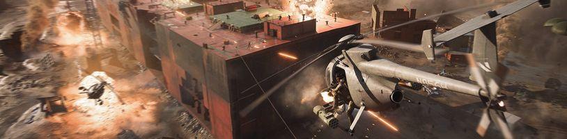 Battlefield 2042 se připravuje na technický test. Jaké budou HW požadavky?