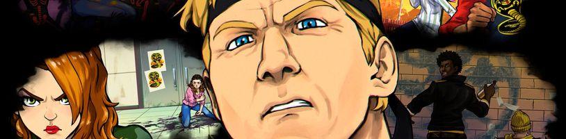 Netflixovský karate seriál Cobra Kai dostáva vlastnú videohru