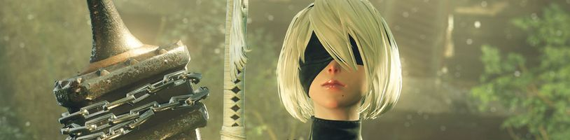 Akční RPG NieR Automata prodalo 5 milionů kopií