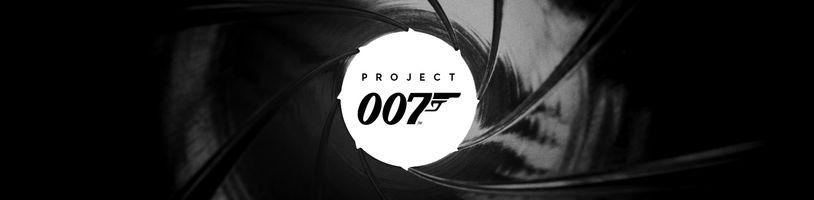 Bondovka od tvůrců Hitmana by mohla mít důraz na komplexní příběh