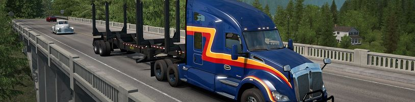 American Truck Simulator a Euro Truck Simulator 2 dostanou nový zvukový engine