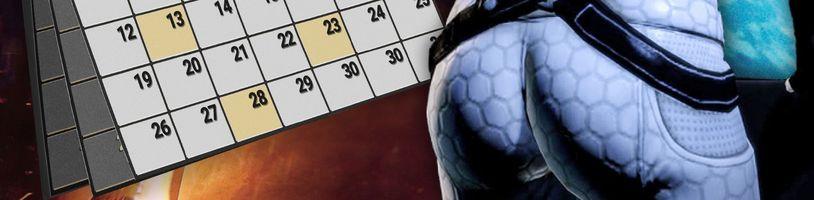 Kalendář hráče: Nejzajímavější hry května 2021