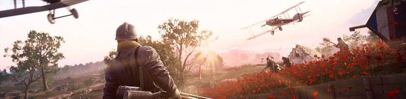 Do 18. září můžete získat veškeré DLC do Battlefieldu 1 zcela zdarma