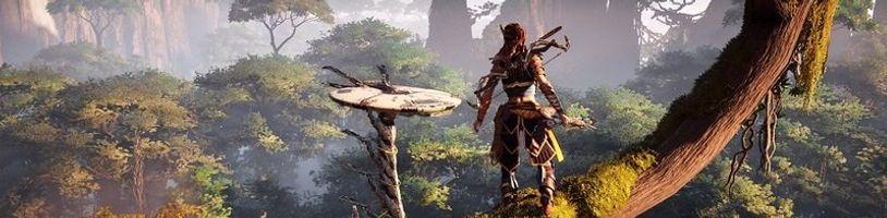 Horizon Zero Dawn na PC, fanouškovské češtiny, dobročinné Nintendo, nové menu Xboxu