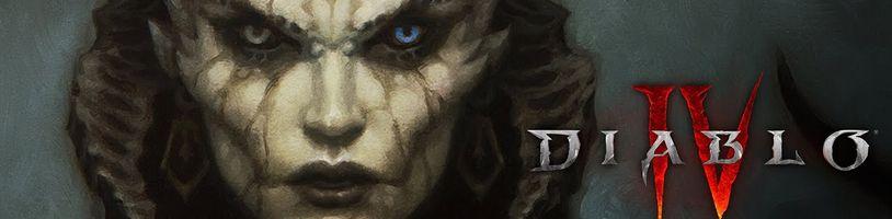 Diablo 4 bude ve stylu MMO a bude vyžadovat připojení k internetu