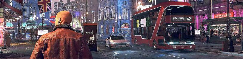 Londýn ve Watch Dogs Legion má být šestkrát větší než v Assassin's Creed: Syndicate