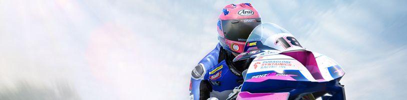 Motocyklové závody TT Isle of Man 2 vám chybu neodpustí