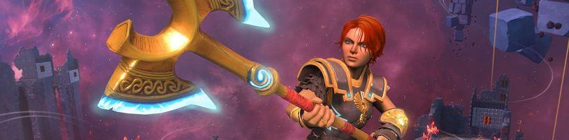 Immortals Fenyx Rising láká na příběh a má podobné rysy jako Assassin's Creed