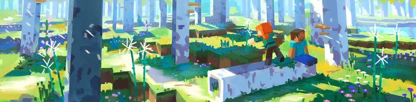 Souhrn z Minecraft Live 2021: Caves & Cliffs, nový mob a Minecraft Dungeons