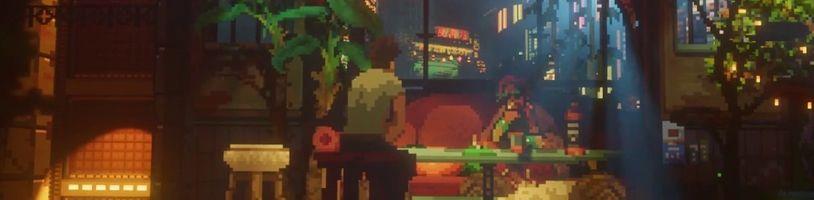 Pixel art ve 4K? The Last Night dokazuje, že to jde