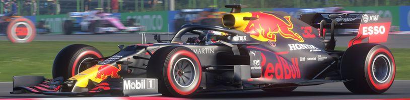 F1 2020 předvádí své novinky, včetně Podium Passu a My Team módu