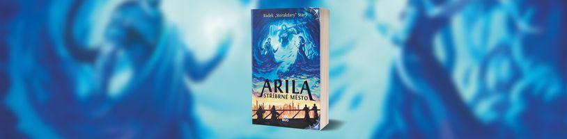 Youtuber a streamer Sterakdary vydává svůj debutový fantasy román