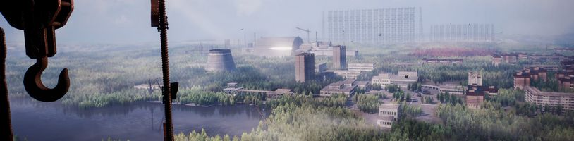 Survival horor Chernobylite značne rozšířen, včetně města Pripjať