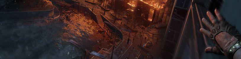 Detaily o velikosti mapy, nedostatku zbraní a rozhodování v Dying Light 2