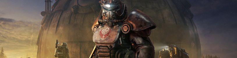 Fallout 76 bude vylepšen aktualizací Steel Dawn