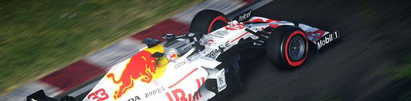 F1 2021 nově s italskou Imolou i speciálním lakováním Red Bullu