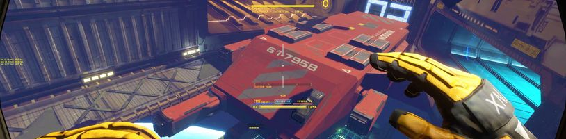 Vydejte se do chladného vesmíru rozebírat kosmické lodě vsandboxu Hardspace: Shipbreaker