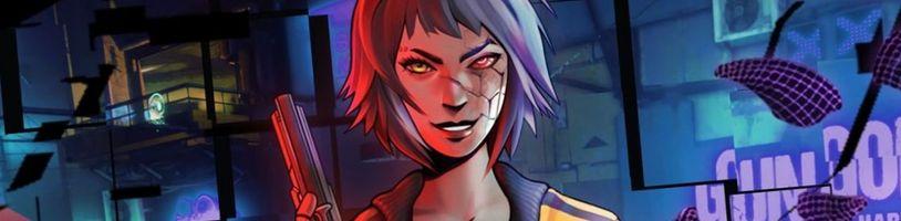 Glitchpunk kombinuje GTA ze staré školy s Cyberpunkem