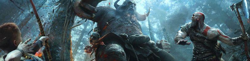 Nový God of War je skvělým rebootem pro aktuální generaci PlayStationu i hráčů