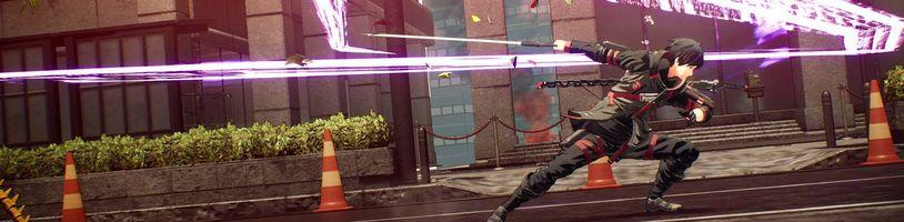 Scarlet Nexus v novém traileru představuje příběh, souboje a mnoho dalšího