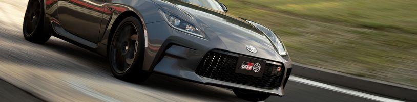 Červencová aktualizace Gran Turisma Sport s novým vozem