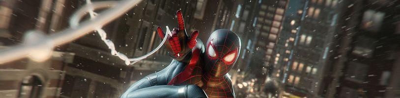 Marvel's Spider-Man: Miles Morales s českými titulky