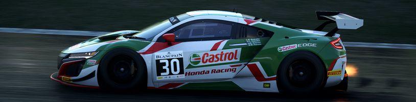 Assetto Corsa Competizione bude v létě závodit na PS4 a Xboxu One