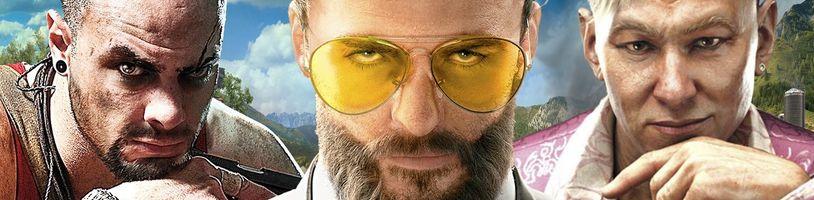 Vaas, Pagan Min a Joseph se objeví ve Far Cry 6