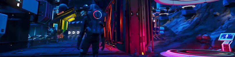 Replika Cyberpunk města v No Man's Sky? I to je po aktualizacích možné