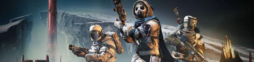 Destiny 2 po letních prázdninách čeká nová expanze. V Bungie připravují celkem tři rozšíření