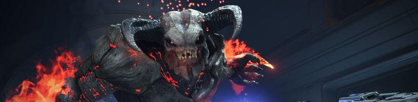 Doom Eternal boří rekordy - během prvního víkendu hra vydělala dvakrát tolik co předchozí díl