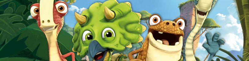 Ideální hra pro děti? Gigantosaurus: The Game