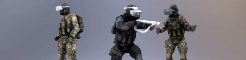 Alvo je nadějná VR střílečka s cross-platform funkcí