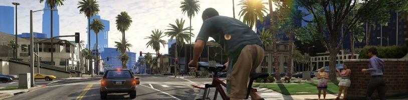 Fanouškovský GTA 5 Remake Mod výrazně vylepšuje šest let starou hru