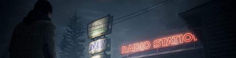 QR kódy v Alan Wake Remastered možná odkazují na budoucnost série